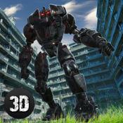 巨型机器人钢战3D 1
