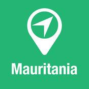 大指南 毛里塔尼亚 地图+旅游指南和离线语音导航 1