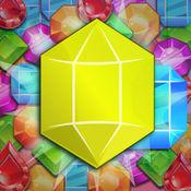 珠宝世界之星 - 宝石无气泡的益智游戏的爆破飞溅 1.1