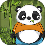 饿了熊猫餐厅 - 可爱的动物饲养疯狂 FREE