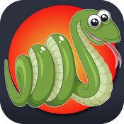 饥饿的蛇温暖-吃颜色游戏