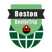 波士顿旅游指南地铁美国地图 Boston travel guide offline