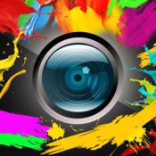 照片编辑器泼彩 – 使用图片效果上色黑白照片 1.1