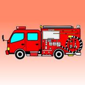 消防车逃脱游戏!