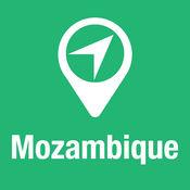 大指南 莫桑比克 地图+旅游指南和离线语音导航 1