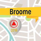 Broome 离线地图导航和指南 1