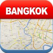 曼谷离线地图 - 城市 地铁 机场 4.3