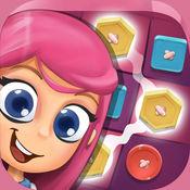 益智游戏–鈕扣: 邏輯遊戲和无限有趣的冒险