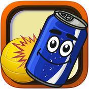 啤酒可以亲区域覆盖 - 酷射击球街机游戏 1.4