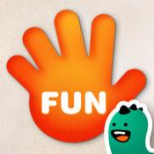 Fingerfun HD Multilingual: 儿童运动技能培养,刚学步儿童