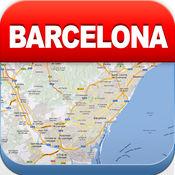 巴塞罗那离线地图 - 城市 地铁 机场