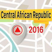 中非共和国 离线地图导航和指南