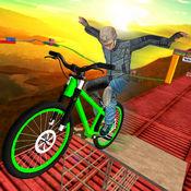 BMX赛车自行车特技3D 1