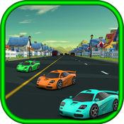 Shuffle Cats Cars - 3D 汽车 种族 自由 游戏 最好 驾驶
