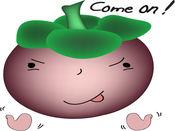 Cute Mangosteen贴纸,设计:Hanna 3.0.1