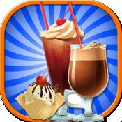 冰咖啡机 — — 游戏的孩子们免费冷水机饮料制造商
