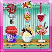 冰淇淋工厂2-冷冻食品烹饪有趣的游戏