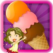冰淇淋游戏 – 冷冻冰淇淋店堂&厨师的疯狂冒险游戏