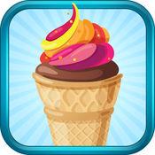 冰淇淋 比赛3 難題 遊戲