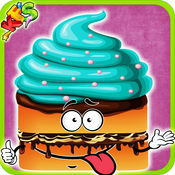 冰淇淋三明治机 - 甜品烹饪和烘焙争夺游戏