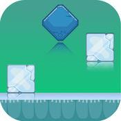 Ice Dash - 硬盘独立开发几何运行挑战