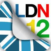 伦敦赛事2012