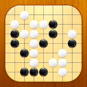 围棋手谈 - 高智能阿尔法狗算法 方圆黑白单机大师宝典 2.3