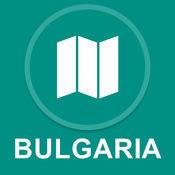 保加利亚 : 离线GPS导航 1