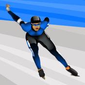 冰吧:冬季运动速度滑冰世界竞争 - 免费版 1
