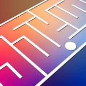迷宫 - 3D球的 动作游戏 腦力鍛鍊 2