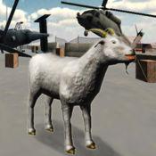 山羊疯狂无限的3D模拟器