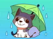 狗微笑贴纸 1