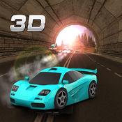 汽车 街 市 路 赛跑 功率 操纵 比赛 3D