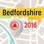 Bedfordshire 离线地图导航和指南