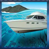 船运行的模拟3D 1