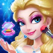 冰雪皇后沙龙 - 梦幻少女美容换装游戏