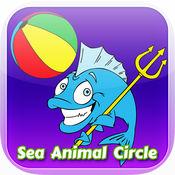 海洋动物圈 - 无尽的一轮反弹球