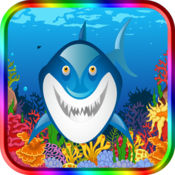 孩子大脑训练游戏对幼儿海动物匹配游戏