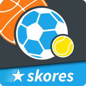 现场比分直播—橄榄球、网球、篮球结果 Live Scores Football,Basketball