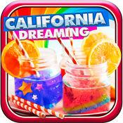 加州梦甘美海滩冷冻饮料机 1