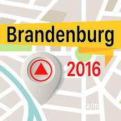 Brandenburg 离线地图导航和指南