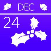 聖誕節霍莉倒計時事實:冬季日曆與聖誕行情和頌歌