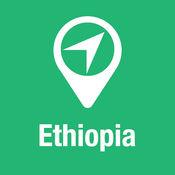 大指南 埃塞俄比亚 地图+旅游指南和离线语音导航 1