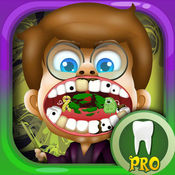 牙医诊所. 有趣的神医 游戏为孩子们 医院口腔 Dentist Game Pro