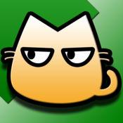 草地小猫踩地雷
