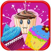 糖果蛋糕制造商疯狂的厨师女孩烹饪游戏 2