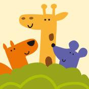 摇晃小树——动物与乐趣
