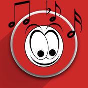 铃声卡通 – 個性化您的手機同疯狂和有趣的声音效果