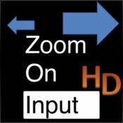 扩大输入文字 - ZoomOnInput HD Free