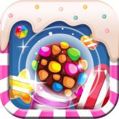 Candy Legend Begin ( 匹配三个或更多的糖果点击景气益智游戏 )